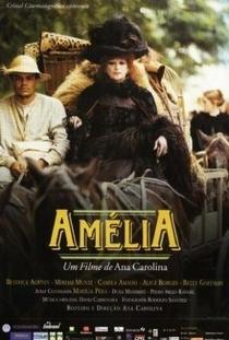 Amélia - Poster / Capa / Cartaz - Oficial 1