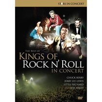 The Best Of Kings Of Rock N Roll In Concert - Poster / Capa / Cartaz - Oficial 1