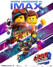 Uma Aventura LEGO 2 - Poster / Capa / Cartaz - Oficial 5