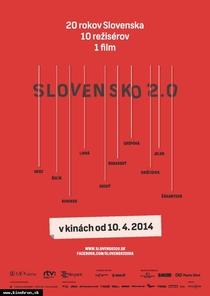 Slovensko 2.0 - Poster / Capa / Cartaz - Oficial 1