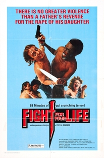 Fight for Your Life - Poster / Capa / Cartaz - Oficial 1