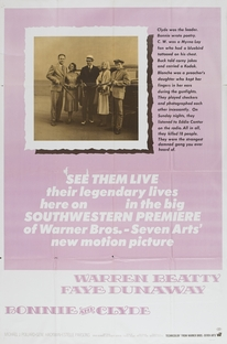 Bonnie e Clyde - Uma Rajada de Balas - Poster / Capa / Cartaz - Oficial 6