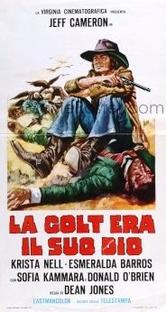 O Colt Era o Seu Deus - Poster / Capa / Cartaz - Oficial 2