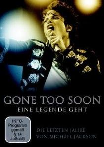 Michael Jackson: Cedo Demais Para Morrer - Poster / Capa / Cartaz - Oficial 1