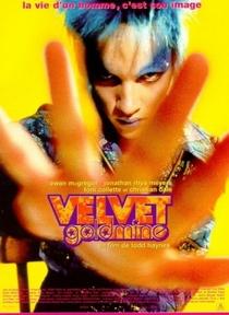 Velvet Goldmine - Poster / Capa / Cartaz - Oficial 5