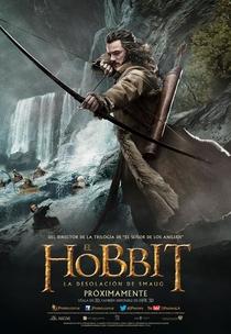 O Hobbit: A Desolação de Smaug - Poster / Capa / Cartaz - Oficial 27