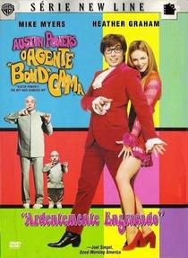 Austin Powers - O Agente 'Bond' Cama - Poster / Capa / Cartaz - Oficial 7