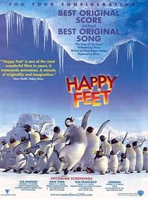 Happy Feet: O Pingüim - Poster / Capa / Cartaz - Oficial 1