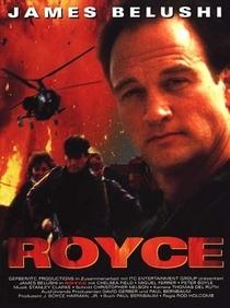 Royce - Um Agente Muito Especial - Poster / Capa / Cartaz - Oficial 1