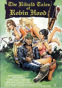 As Aventuras Eróticas de Robin Hood - Poster / Capa / Cartaz - Oficial 1