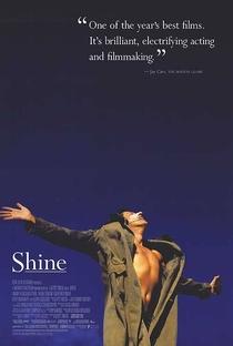 Shine - Brilhante - Poster / Capa / Cartaz - Oficial 6