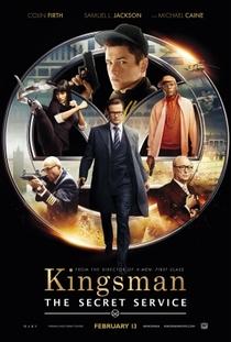 Kingsman: Serviço Secreto - Poster / Capa / Cartaz - Oficial 1