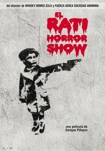El Rati Horror Show - Poster / Capa / Cartaz - Oficial 1