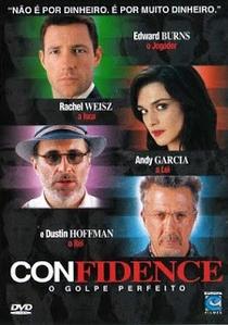 Confidence - O Golpe Perfeito - Poster / Capa / Cartaz - Oficial 6