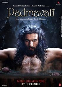Padmaavat - Poster / Capa / Cartaz - Oficial 6