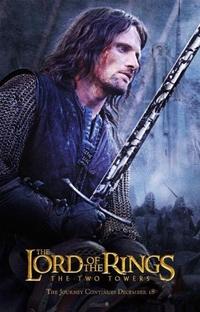 O Senhor dos Anéis: As Duas Torres - Poster / Capa / Cartaz - Oficial 13