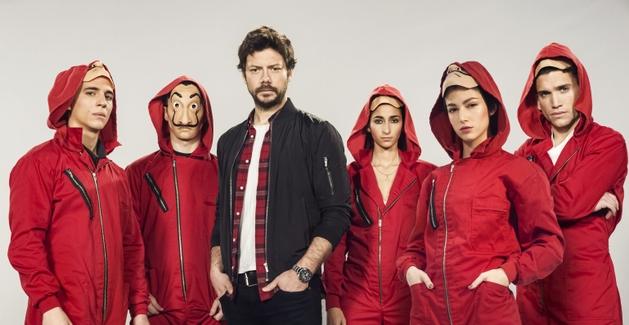 Netflix divulga o trailer oficial de La Casa de Papel Parte 3