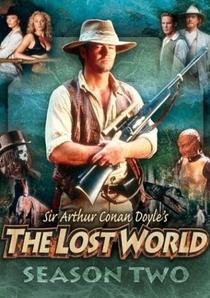 O Mundo Perdido (2ª Temporada) - Poster / Capa / Cartaz - Oficial 1