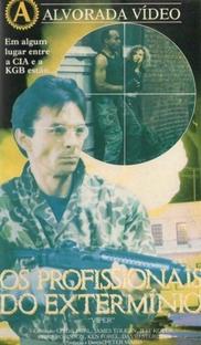 Os Profissionais do Extermínio - Poster / Capa / Cartaz - Oficial 2
