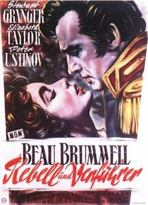 O Belo Brummell - Poster / Capa / Cartaz - Oficial 4
