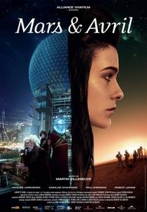 Mars et Avril  - Poster / Capa / Cartaz - Oficial 1