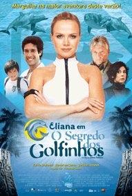 Eliana em O Segredo dos Golfinhos - Poster / Capa / Cartaz - Oficial 1