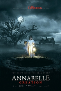 Annabelle 2: A Criação do Mal - Poster / Capa / Cartaz - Oficial 8