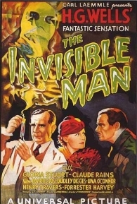 O Homem Invisível - Poster / Capa / Cartaz - Oficial 4