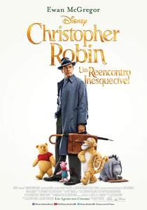 Christopher Robin - Um Reencontro Inesquecível - Poster / Capa / Cartaz - Oficial 3