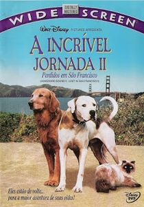 A Incrível Jornada II: Perdidos em São Francisco - Poster / Capa / Cartaz - Oficial 4