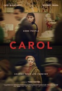 Carol - Poster / Capa / Cartaz - Oficial 3