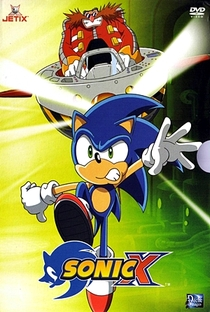 Sonic X (2ª Temporada) - Poster / Capa / Cartaz - Oficial 1