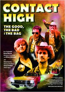Contact High - Poster / Capa / Cartaz - Oficial 1