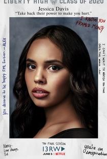 Os 13 Porquês (4ª Temporada) - Poster / Capa / Cartaz - Oficial 5