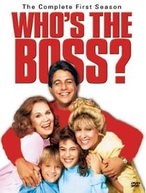 Quem é o Chefe? (1ª Temporada) - Poster / Capa / Cartaz - Oficial 1