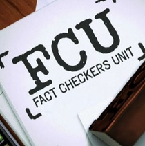 FCU: Fact Checkers Unit - Poster / Capa / Cartaz - Oficial 1