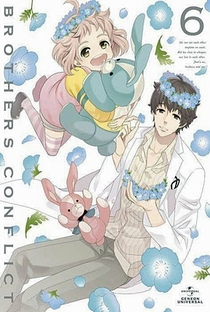 Brothers Conflict - Poster / Capa / Cartaz - Oficial 14