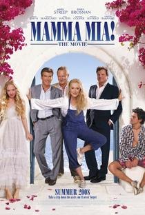 Mamma Mia! O Filme - Poster / Capa / Cartaz - Oficial 5