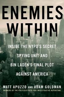 Enemies Within - Poster / Capa / Cartaz - Oficial 1