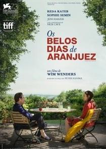 Os Belos Dias de Aranjuez - Poster / Capa / Cartaz - Oficial 2