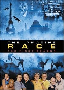The Amazing Race (1ª Temporada) - Poster / Capa / Cartaz - Oficial 1