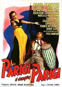 Parigi è sempre Parigi - Poster / Capa / Cartaz - Oficial 1