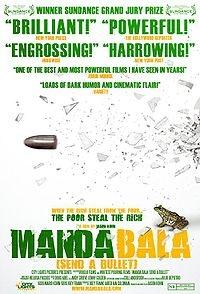Manda Bala - Poster / Capa / Cartaz - Oficial 1