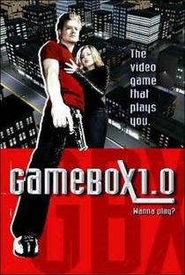 Gamebox 1.0 - O Jogo da Morte - Poster / Capa / Cartaz - Oficial 1