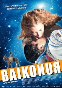 Baikonur - Poster / Capa / Cartaz - Oficial 1