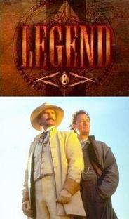 Legend - Poster / Capa / Cartaz - Oficial 1