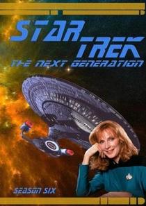 Jornada nas Estrelas: A Nova Geração (6ª Temporada) - Poster / Capa / Cartaz - Oficial 1