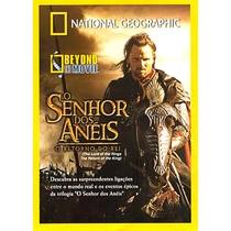 National Geographic: O Senhor dos Anéis - O Retorno do Rei - Poster / Capa / Cartaz - Oficial 1