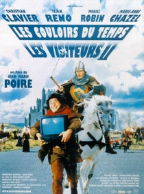 Os Visitantes II - Poster / Capa / Cartaz - Oficial 1