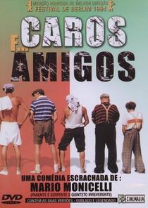 Caros F... Amigos - Poster / Capa / Cartaz - Oficial 1